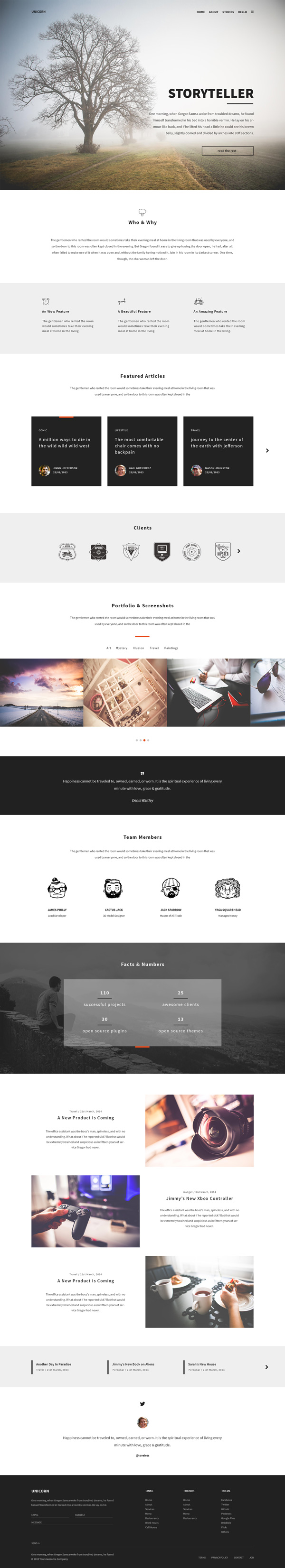 Unicorn-PSD-Template-600