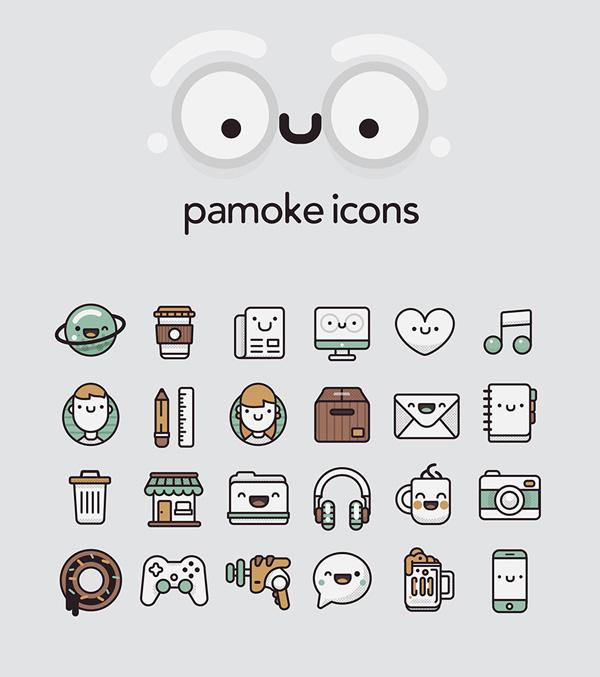1.Free-Icon-Set