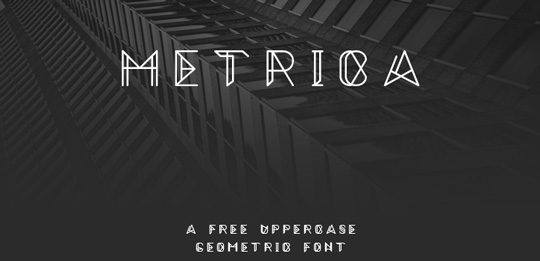 Tipografía moderna gratis