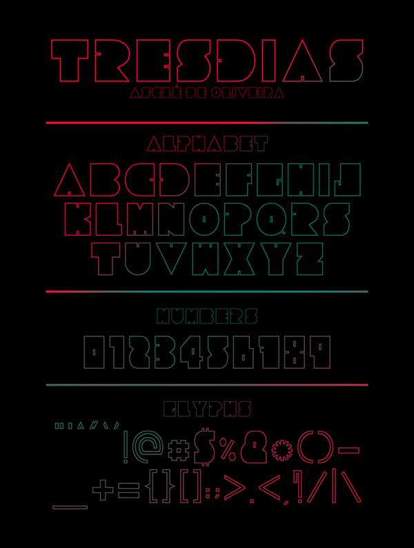 Tipografía gratis Free Font Friday