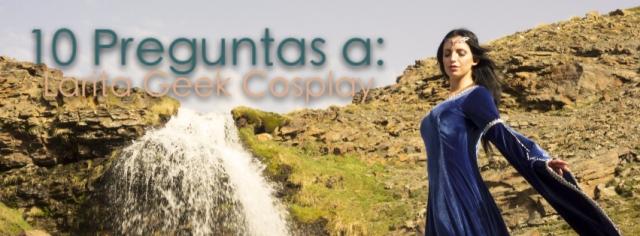 Larisa Geek Banner