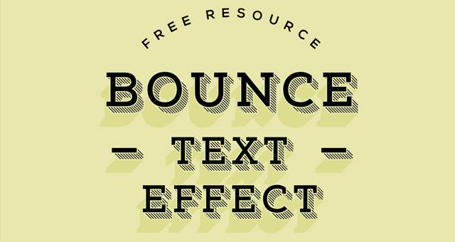 Efectos de texto gratis