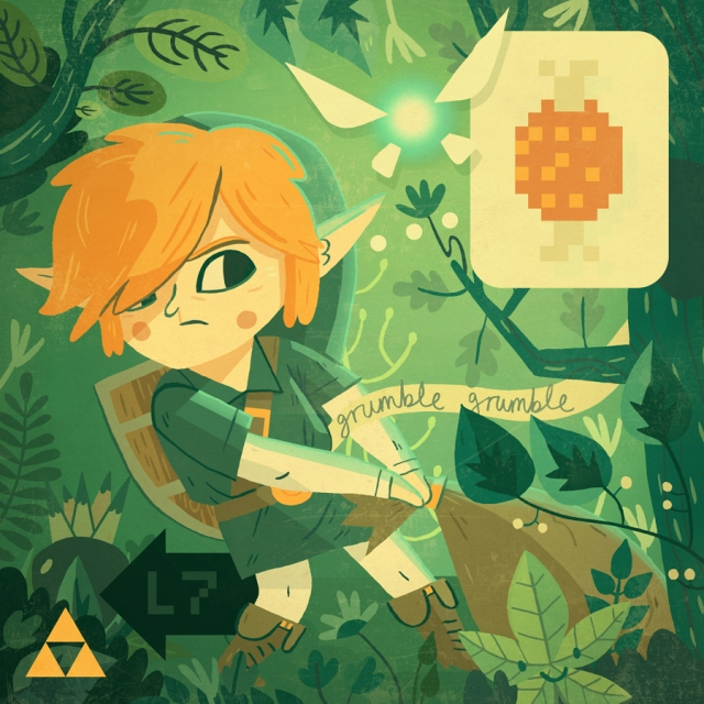 Link-Grumble-Zelda-Illustration-Owen-Davey_900