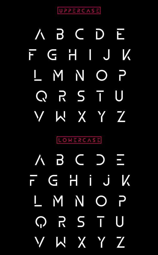 Tipografía ZELDA Gratis