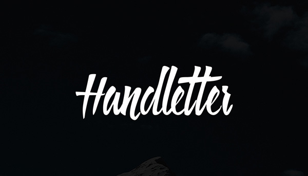 1.Fresh-Free-Font-Of-The-Day-Handletter