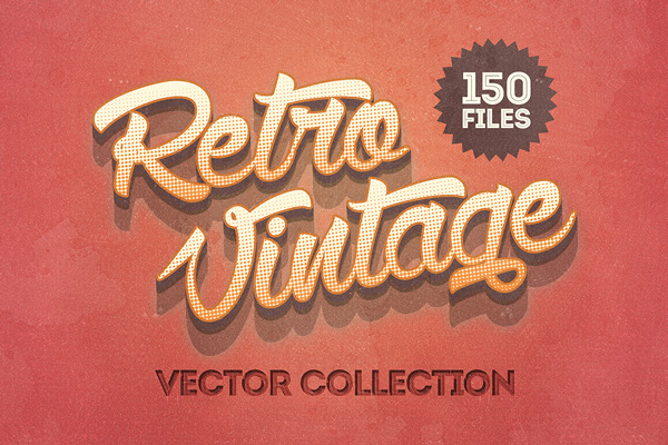 150 vintage collection