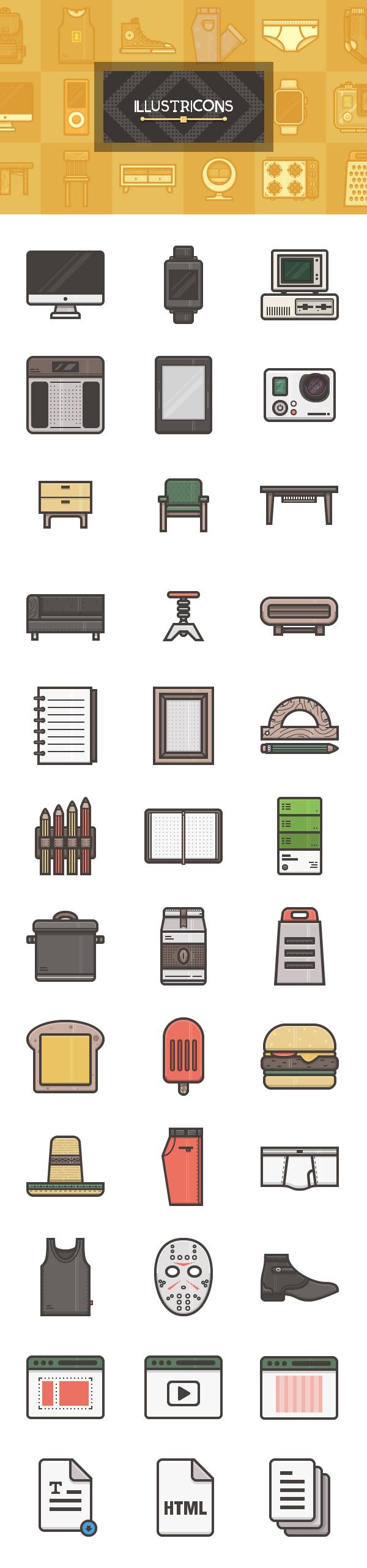 illustricons-free-600