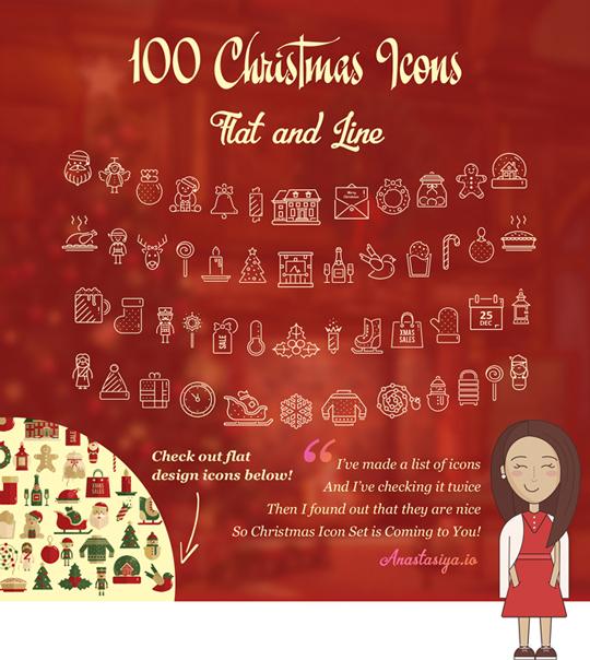 1.Free-Christmas-Icons