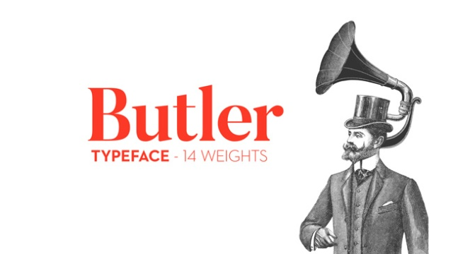 1.free-font-butler