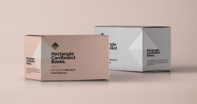 001-boxes-packaging-brand-presentation-rectangle-cardboard-mockup-psd-free