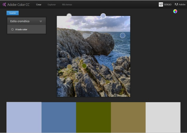 Adobe color cc 2
