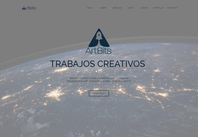 Nueva página Artbits
